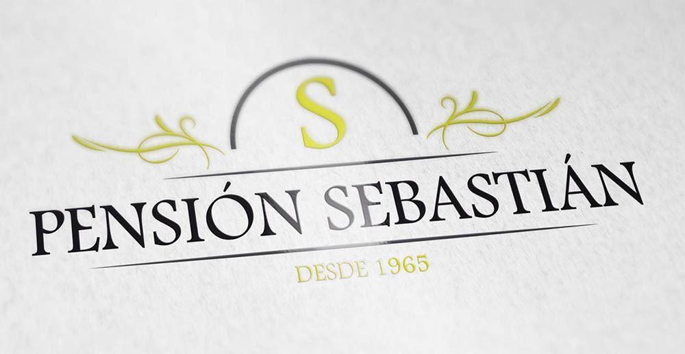 Logotipo Pension Sebastian