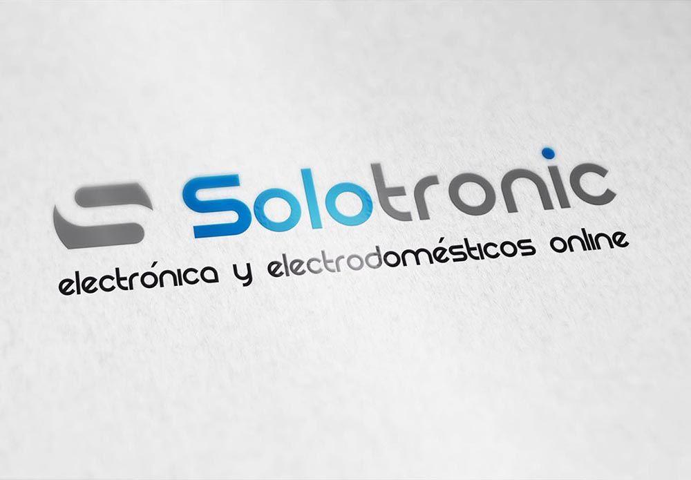 Logotipo Solotronic