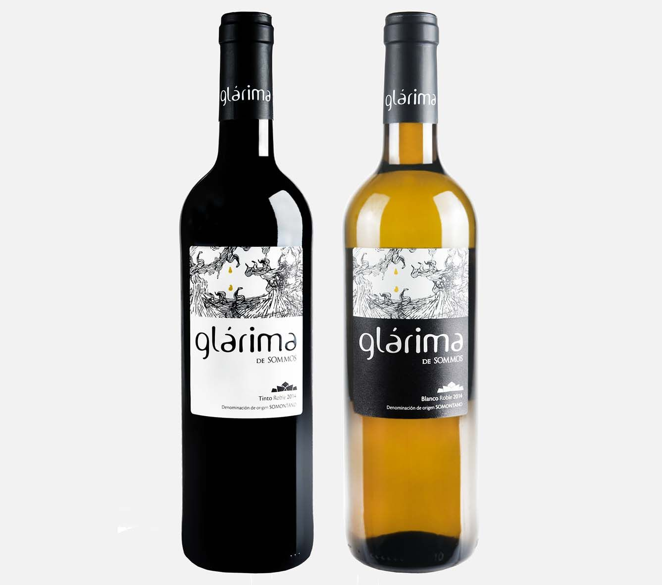 Packaging Glárima Roble