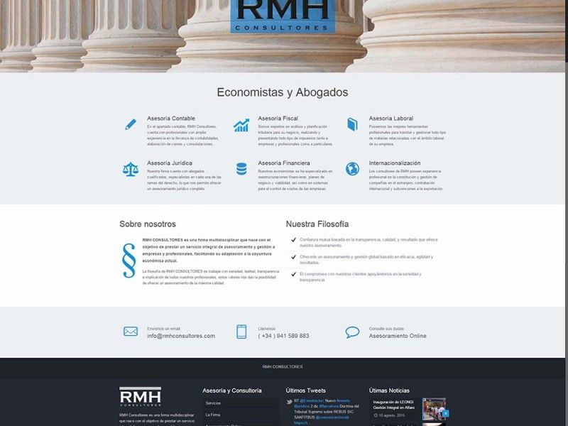 Web RMH
